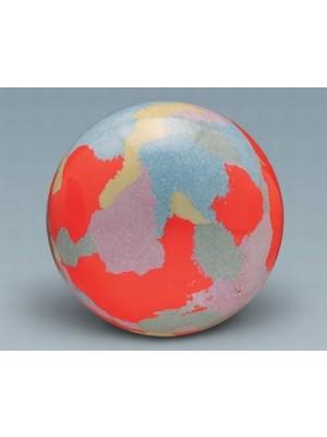 Design colore Pastello con Rosso missile