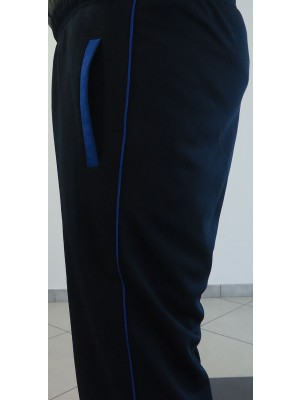 PANTALONI 991 BLU SCURO/BLU ROYAL