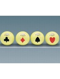 Poker d'Assi colore Giallo