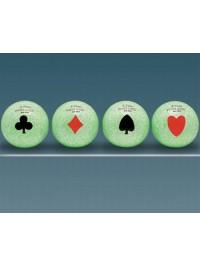 Poker d'Assi colore Verde