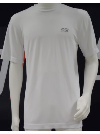 TECH T-SHIRT 991sport BIANCA