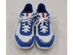 SCARPE 991PRO col.1  bianco/azzurro